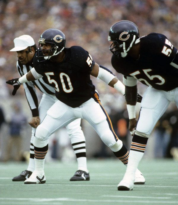 Mike Singletary, LB - Chicago Bears
