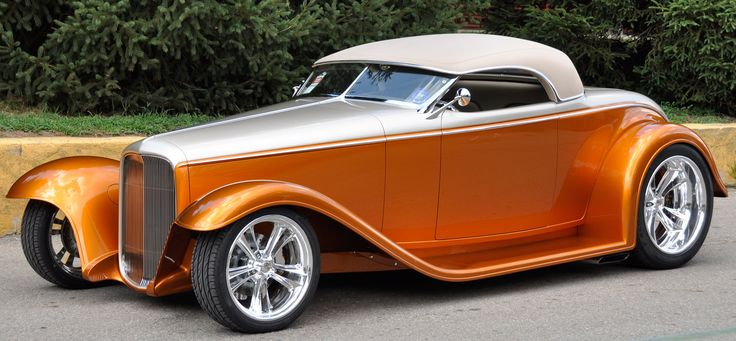 "Awesome ""Magnitude"" '32 Ford! Cool Hot Rod! about as sweet as they come....be safe and insure with House of Insurance in Oregon 541-746-4546 Jim"