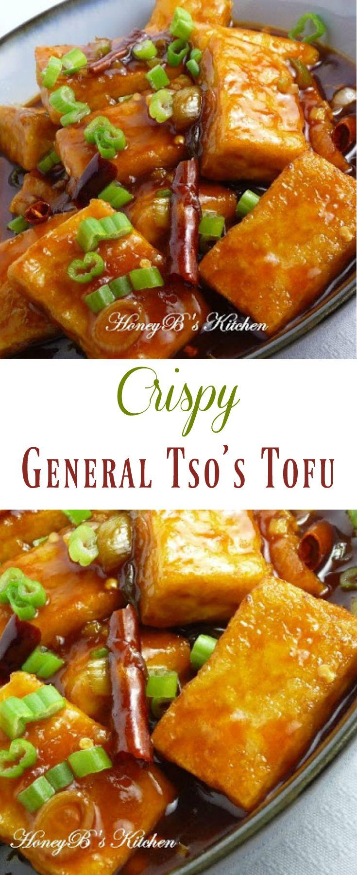 General Tso's Tofu                                                                                                                                                                                 More
