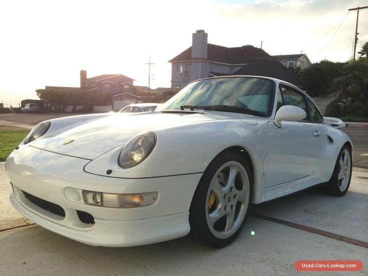 1998 Porsche 911 ANDIAL 3.8 C2S #porsche #911 #forsale #canada