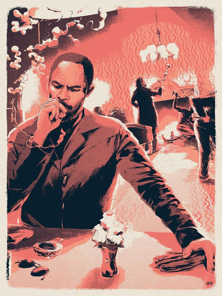 Django Unchained (2012) [1280 x 1707]