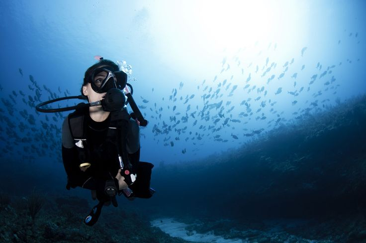 Often, #decompression sickness can be a random event, and the cause remains unknown. #scuba  #diving
