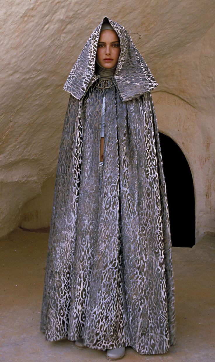 Tatooine Cloak Padm 233 Costumes Pinterest Cloaks And