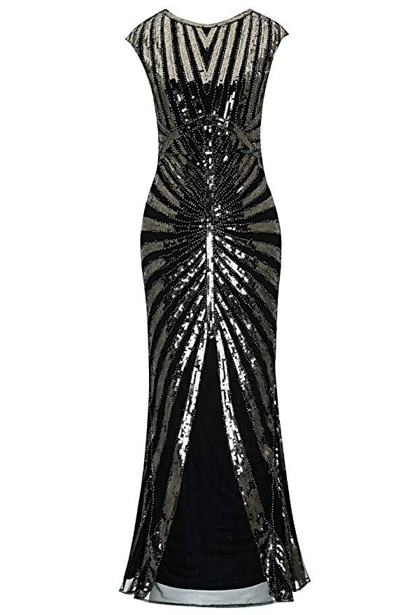 1920s Dresses Uk Flapper Gatsby Downton Abbey Dress Formal Evening Dresses Mermaid Evening Dresses Evening Dresses