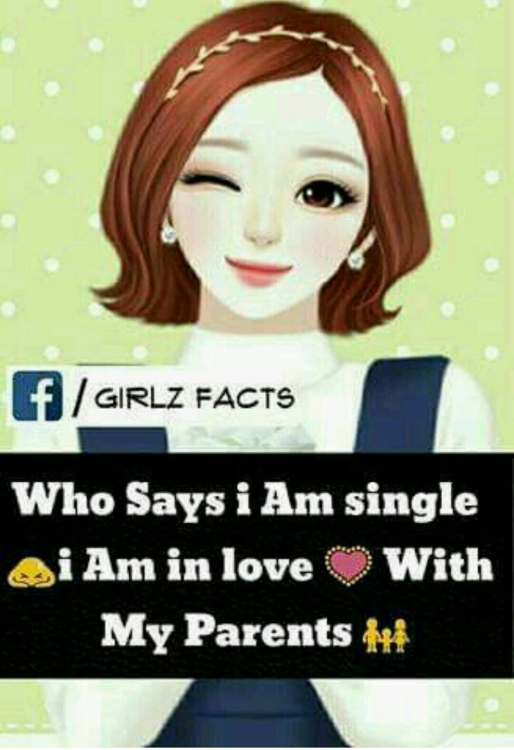 Pictures being single is my attitude p funny joke and attitude image - Ummmah Mom And Dad