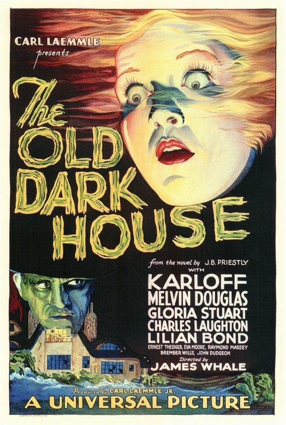 The Old Dark House (1932) - Review, rating and Trailer