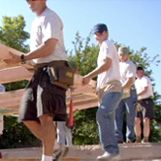 Central Oklahoma Habitat for Humanity: a nonprofit, ecumenical Christian housing ministry working in partnership with God and the community to build decent, affordable housing, and to provide hope for responsible, hard-working, limited income families living in substandard conditions.