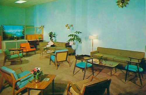 17 Best Images About Mid Century Modern Living On