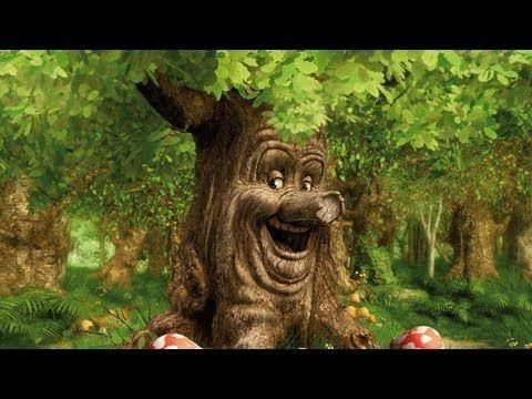 Drakendans-sprookjesboom