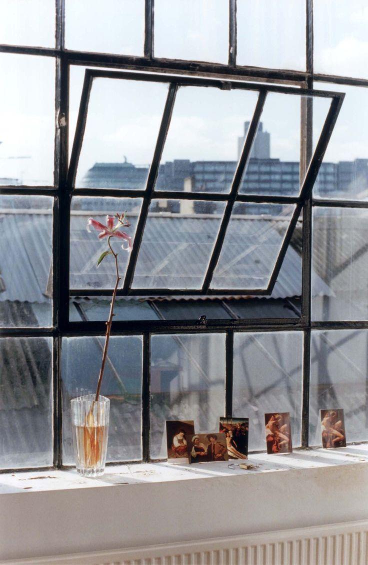 Wolfgang Tillmans - Window Caravaggio, 1997