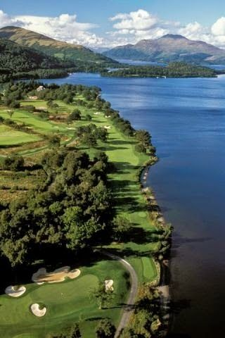 Loch Lomond Golf Club, Scotland. | Incredible Pics
