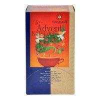 Julekalender med økologisk te fra Sonnentor 24 br