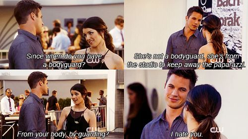90210: Liam and Annie 5x07 90210 obsessed! Pinterest 90210 annie