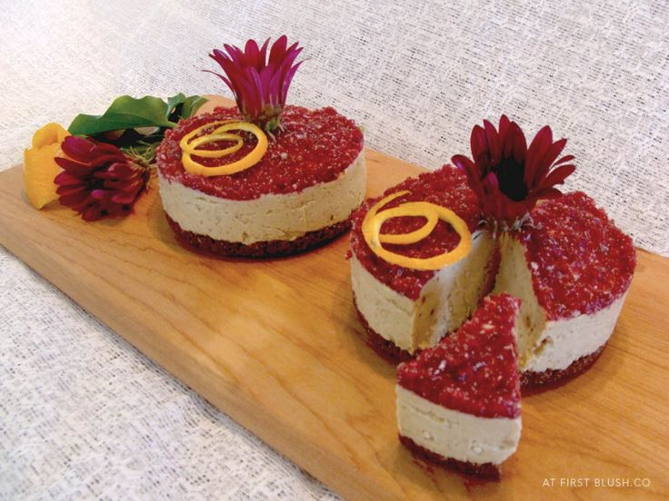 At First Blush   Orange and Cranberry Dream Cake   http://atfirstblush.co