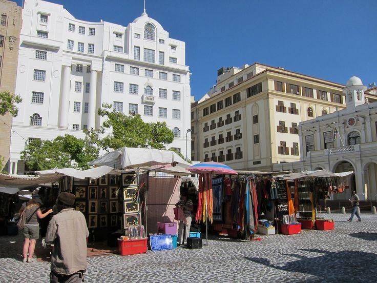 Greenmarket Square Cape Town