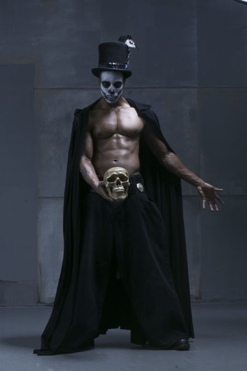 Baron Samedi By David Vance