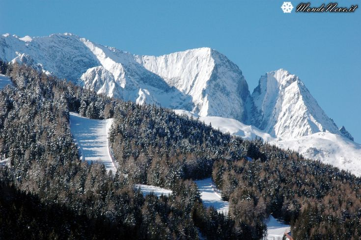 #PonteDiLegno montagna d'incanto