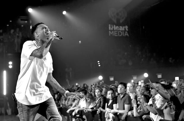 Chris Brown may have some fire coming soon with both Scott Storch and Trey Songz. Despite releasing an almost unwieldy 46-track album in October, titled Heartbreak on a Full Moon, Chris Brown isn't taking his foot off the gas pedal when it comes to setting up and executing some fire studio collabora...