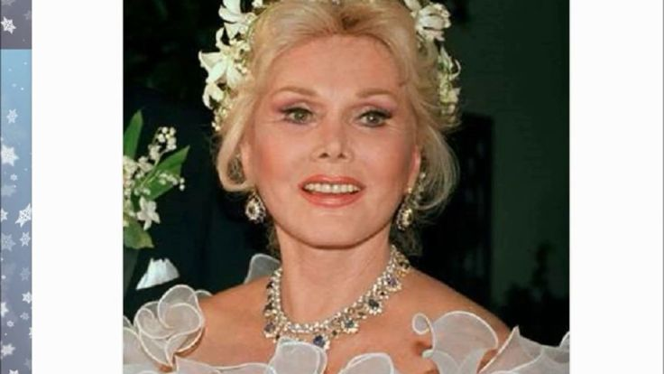 Zsa Zsa Gabor dead: Hollywood actress dies aged 99 after amazing life – ...
