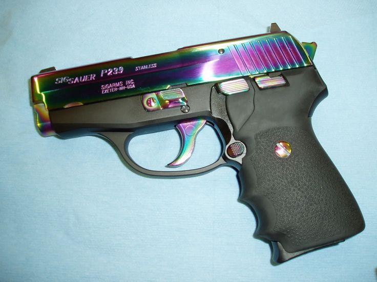 rAINBOW GUN   Rainbow gun finish? - The Firing Line Forums ...