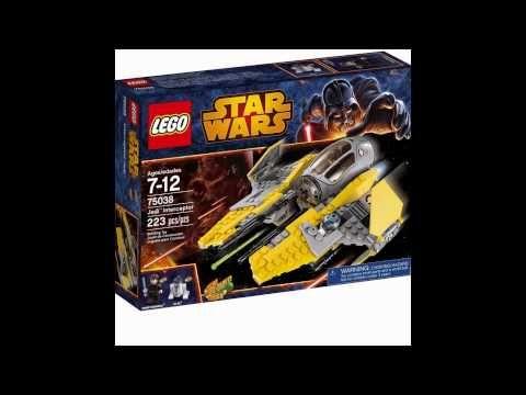 LEGO Star Wars 75038 Jedi Interceptor Reviews 2014