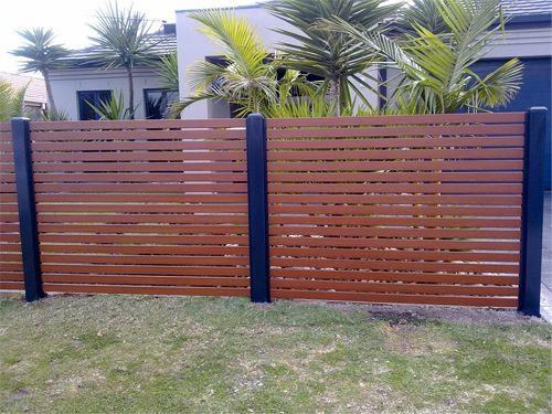 Aluminium Slat Fencing | Everlast Fencing Melbourne