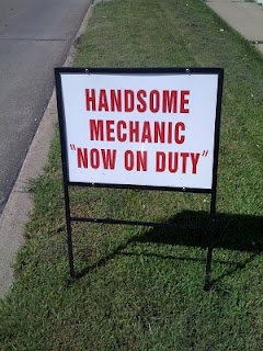 I'm off to get the car fixed now!!........ Tee hee (sorry chaps)