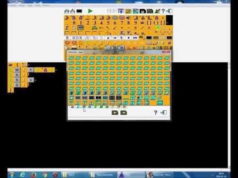 Programowanie w Języku Baltie - Odcinek VIII - Sterowanie Baltie'm podczas gry oraz inne - YouTube