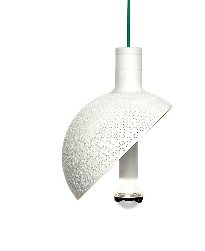 3D printed Light by Marco Lafiandra for .exnovo section modern light design marco lafiandra 3