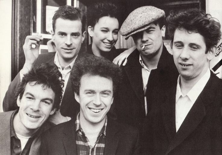 The Pogues, 1982