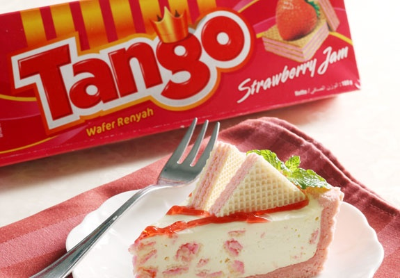 Tango Strawberry Cheesecake