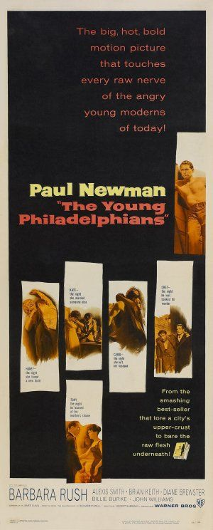 The Young Philadelphians 1959 Film | Movie Posters For The Young Philadelphians Film Trailer ...