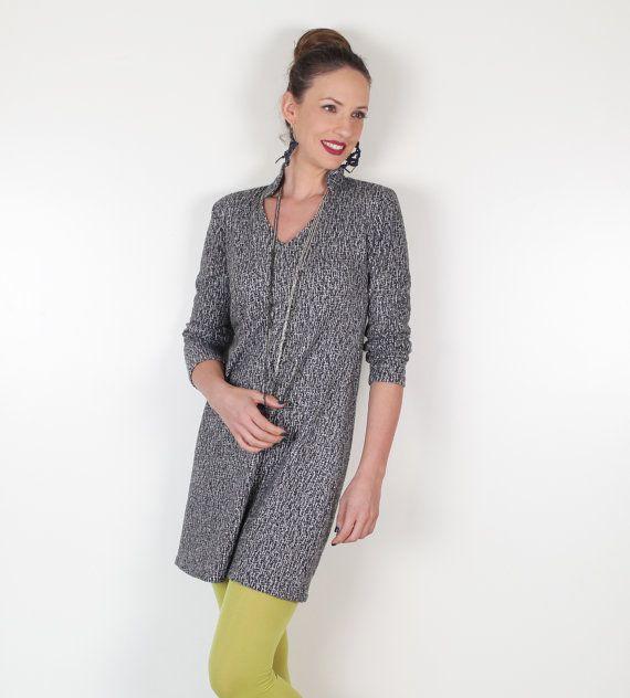 Best 25  Long sleeve tunic dress ideas on Pinterest | Loose ...