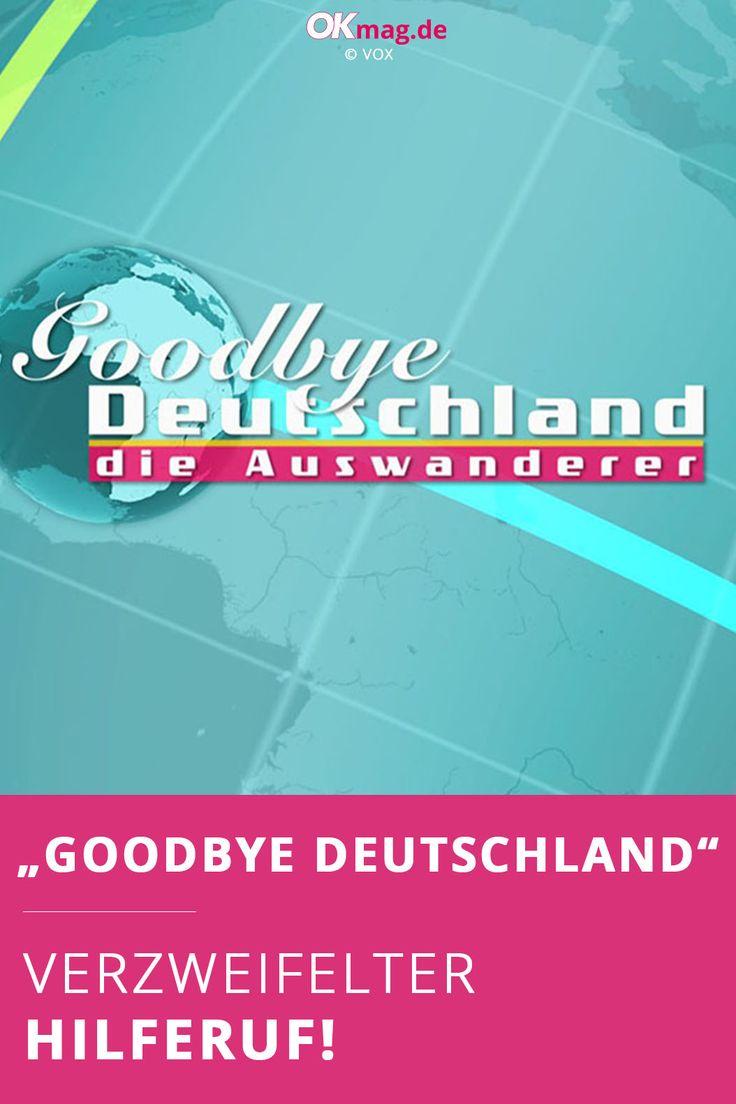 """""""Goodbye Deutschland"""" Große um Werner Boesel"""