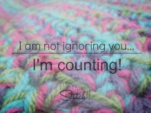 Crochet, It's Not A Hobby