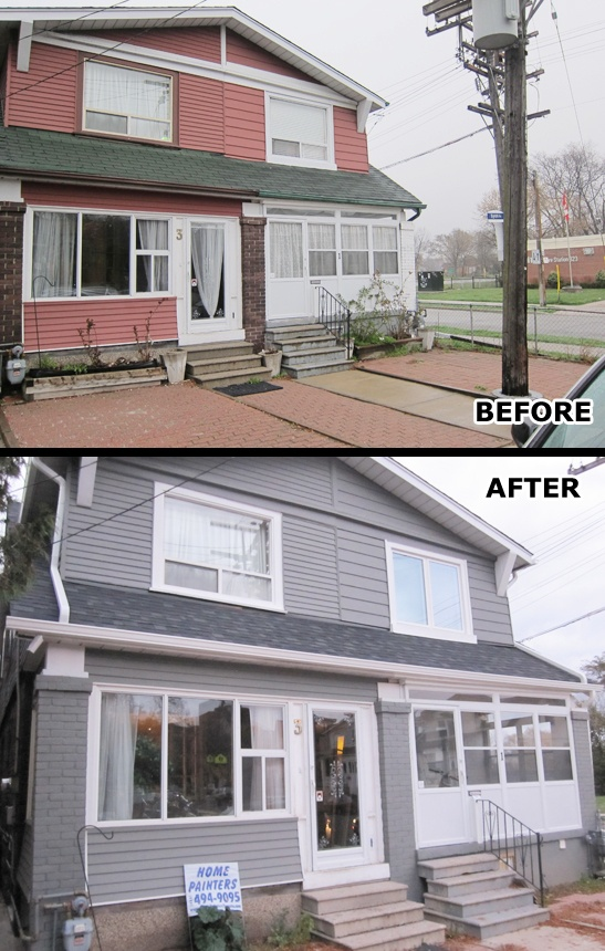 17 best images about home brick color outside colors on pinterest exterior paint painted - Paint exterior brick before after collection ...