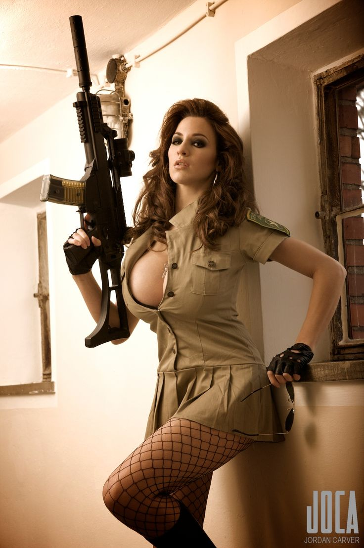 women females weapons - photo #47