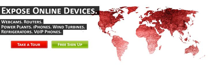 Welcome to Shodan. It's stunning what can be found with a simple search on Shodan. Countless traffic lights, security cameras, home automation devices and heating systems are connected to the Internet and easy to spot.