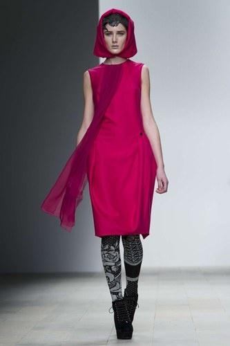 Bora Aksu London Fashion Week autumn/winter 2012-2013