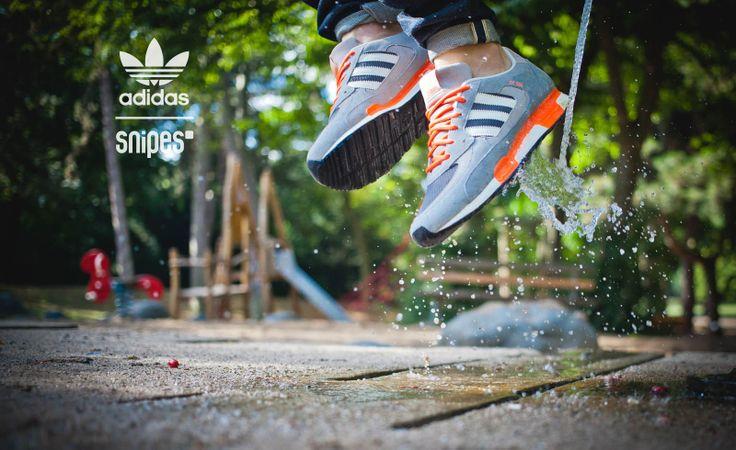 adidas ZX850  #adidas #water #jump #runner #grey #outdoor