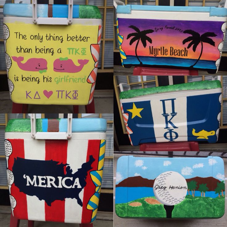 Formal pi kappa phi cooler