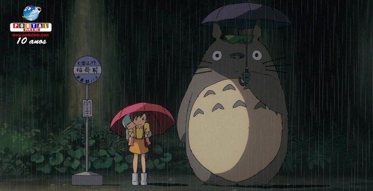 """Os amantes das histórias dos Estídios Ghibli irão adorar! Um novo parque será construído em Aichi, incluindo a incrível história de """"Meu Amigo Totoro"""". Veja mais!"""