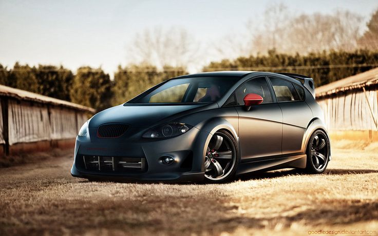 Seat Leon by GoodieDesign