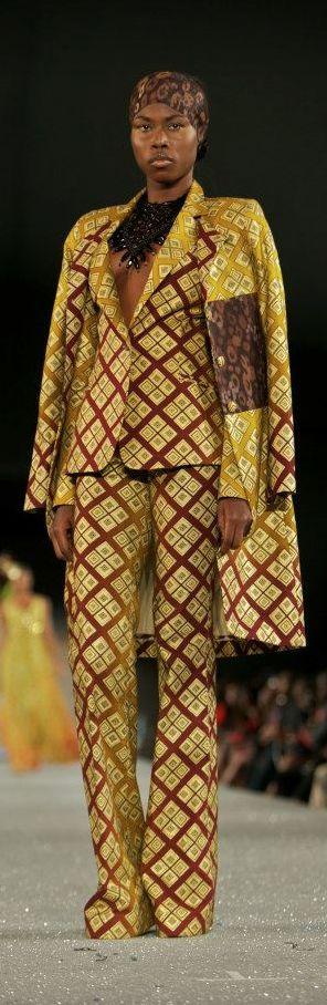 Sunny Rose is a Nigerian fashion label. Designed by Maureen Ikem.