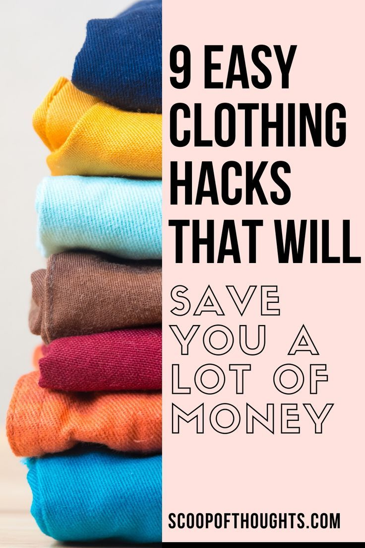 How To Get A Lot Of Clothes With Little Money