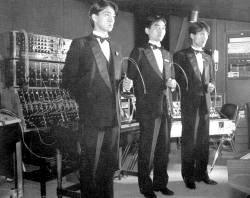 Yellow Magic Orchestra with Ryuichi Sakamoto
