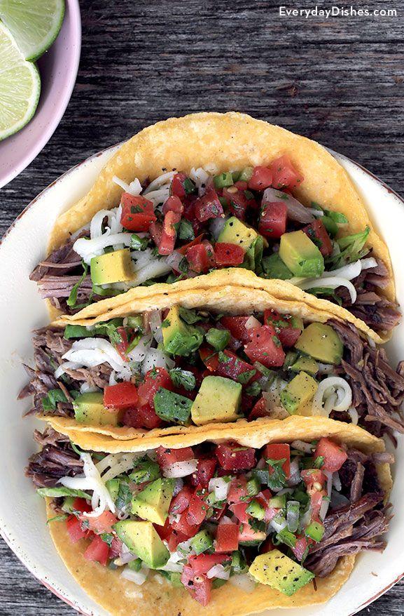Leftover roast beef street tacos recipe More