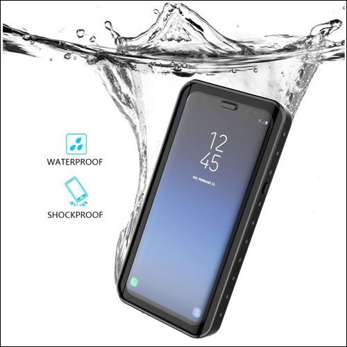 cheap for discount 4fe8e 25416 Best Galaxy S9 Plus Waterproof Cases : Use Samsung S9+ Underwater ...
