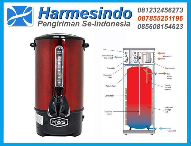 Mesin Pemanas Air Cylinder WBE-16L Water Boiler