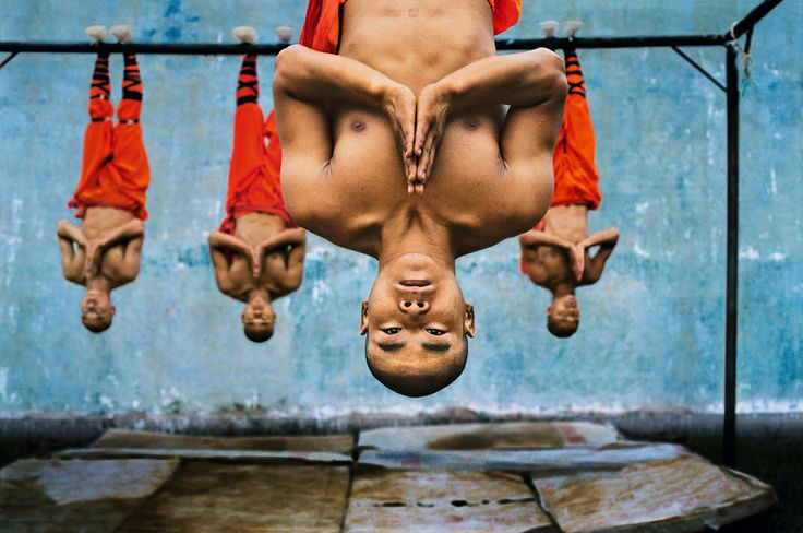 Photo by Steve McCurry/Magnum